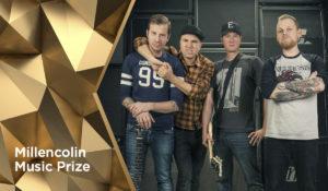 De nominerade: Millencolin Music Prize